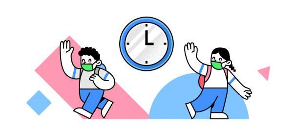 Horarios de Ingreso a Clases