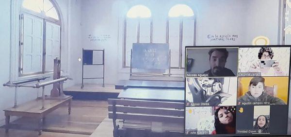 Recorrido virtual Museo de la Educación Gabriela Mistral